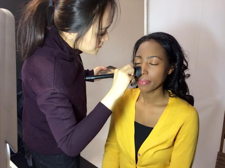Sharma MacDonald makeup photo B